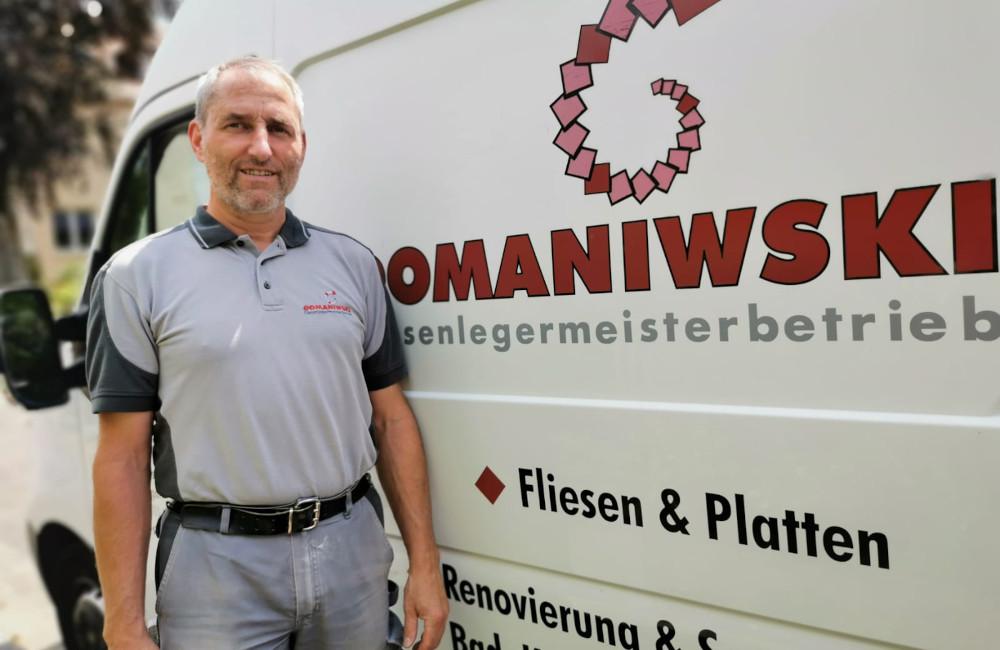 André Domaniwski Fliesenleger Stuttgart