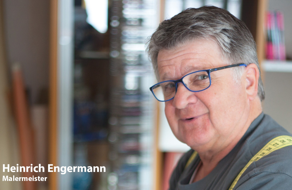 Renovierungsteam Engermann Frechen - Malermeister Heinrich Engermann