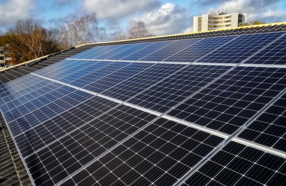 Christoph Heizung und Sanitär GmbH in Heide - Solaranlagen Photovoltaik