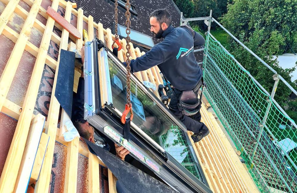 Mertl Bedachungen Dachsanierung Freising