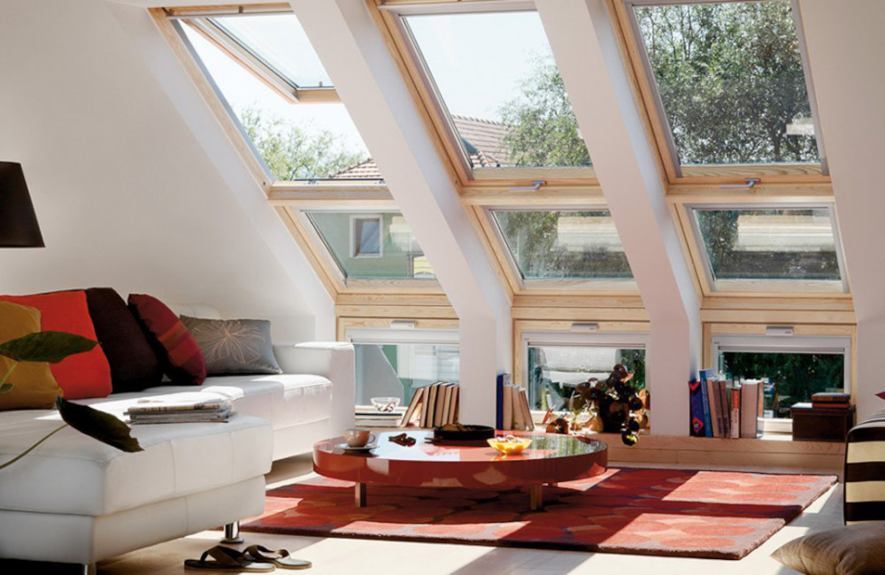 Holzbau Oettinger GmbH Fellbach Dachfenster