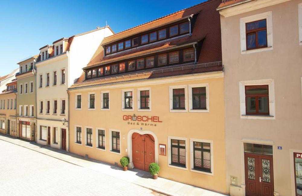 Gröschel GmbH Pirna Firmengebäude