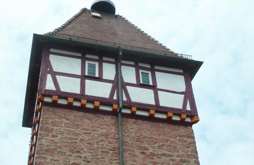 Sanierung Storchenturm Gernsbach
