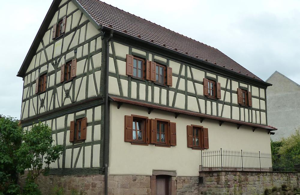 Wohnhaus Stralsbach