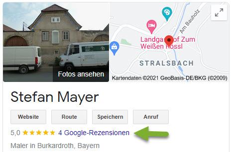 Google Stefan Mayer Lehm-Kalk-Bau
